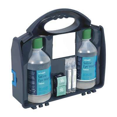 Sealey Eye Wash Station Safety Products First Aid Kits Work Tools EWS01 • 28.42£