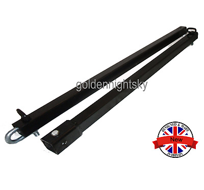 NEW Pro Towing Straight Bar Vehicle Recovery Pole Heavy Duty Tow 3.5 Ton Car Van • 49.99£