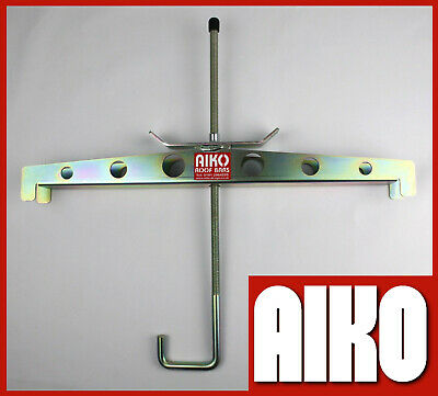 Ladder Clamps Compatible With Aiko Design Roof Racks • 25£