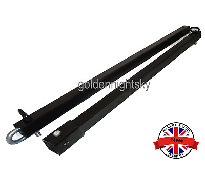 NEW Pro Towing Pole Straight Bar Vehicle Recovery Heavy Duty Tow 3.5 Ton Car Van • 49.99£