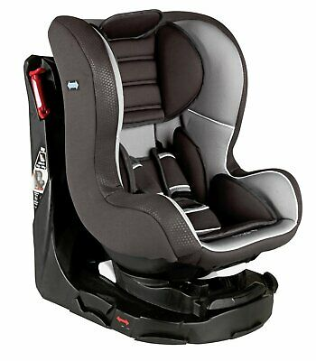 Cuggl Revo Luxe Groups 0-1-2 Spin Car Seat - Black. • 99.99£