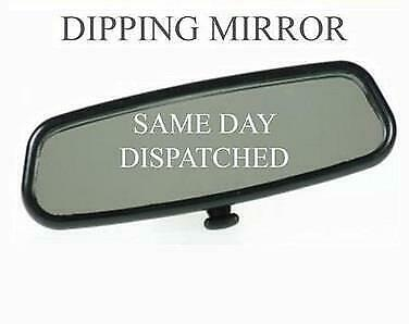 Dipping Replacement Broken Interior Rear View Mirror Stick On For Proton • 16.49£