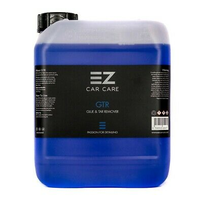 EZ Car Care GTR Glue And Tar Remover Paintwork Contamination RRP £40.00 3750 • 11.61£