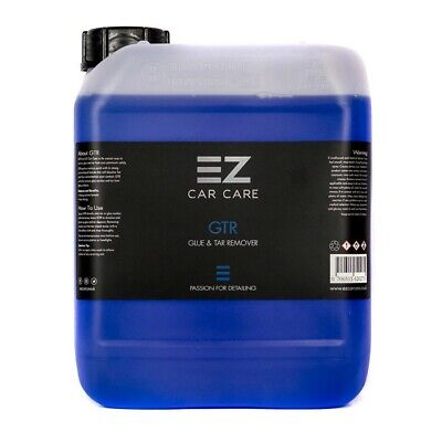EZ Car Care GTR Glue And Tar Remover Paintwork Contamination RRP £40.00 3828 • 9.39£