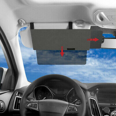 Car Sun Visor Extender Car Window Sunshade UV Rays Blocker Universal • 9.61£