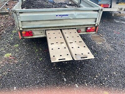 Indespension Twin Axel Trailer • 770£