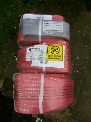 Sling Straps, Recovery Winch Towing Rope Straps Tree Strop 5 Ton  • 20£