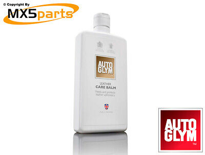 Autoglym Leather Care Balm 500ml Car Leather Upholstery Feeds Cares & Protects • 9.35£