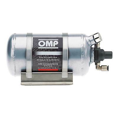OMP Platinum Collection Ultralight Electrical Fire Extinguisher System - 1.8kg • 677.99£