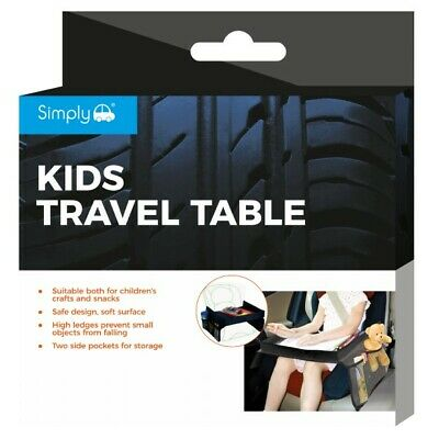 Simply Kids Travel Table - Free Tracked Delivery • 10.99£