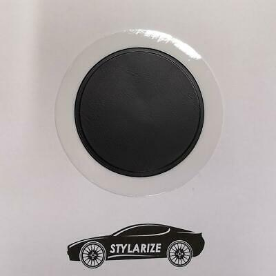 STYLARIZE® Car Parking Permit Holder / Road Tax Disc Holder Self Adhesive Black • 1.80£