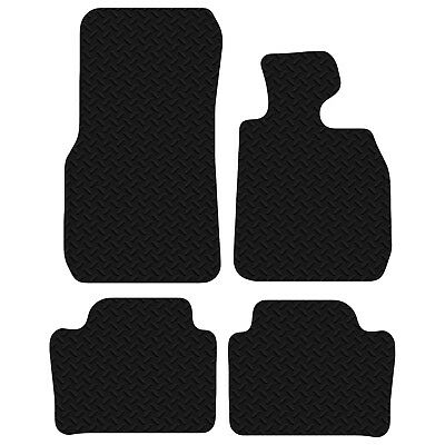 BMW 3 Series F30/F31 2012+ Onwards Fully Tailored Rubber Car Floor Mats • 15.19£