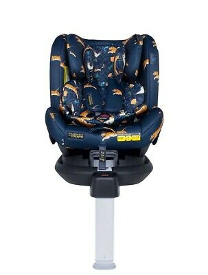 Cosatto All In All Rotate Group 1/2/3 ISOFIX Car Seat - Tiger • 249.95£
