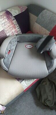 ISOFIX Booster Seat • 8£