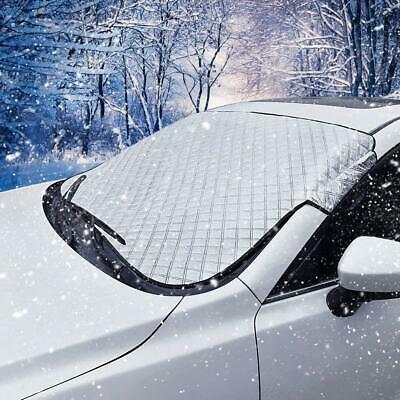 Large Heavy Duty Windscreen Cover Protect From Snow Frost Ice Screen Windshield • 9.95£