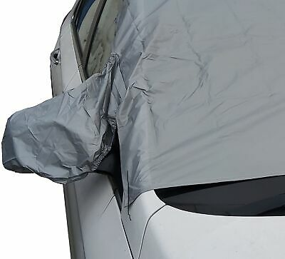 Magnetic Car Windscreen Frost Ice Snow Protector Cover & Wing Mirror Sun Shield • 5.99£