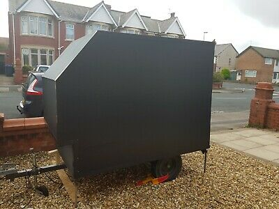 Camping Pod Trailer, Unfinished Project  • 500£