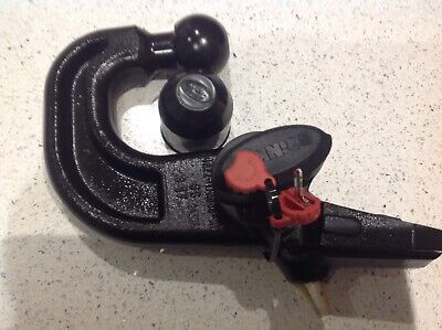 Land Rover Discovery 3 & 4, Range Rover Sport, Detachable Tow Bar With  2 Keys • 260£