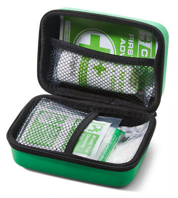 Click Medical Personal First Aid Kit In Handy Zipped Feva Bag Home Car Travel • 7.95£