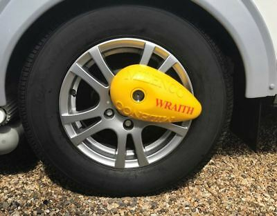 Milenco Wraith Wheelclamp Caravan Sold Secure Gold Approved Security Lock  • 113.84£