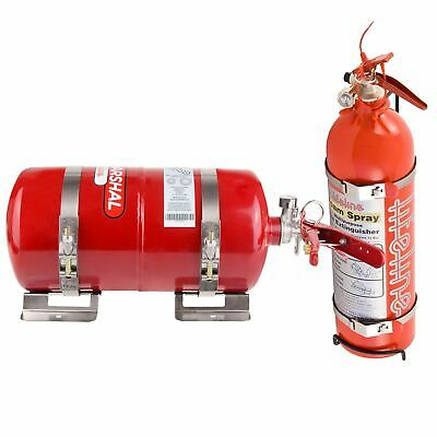 Lifeline Fire Marshal Mechanical Extinguisher Rally Package - 4L & 2.4L Handheld • 337.02£