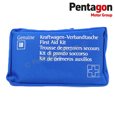 New Genuine Vauxhall First Aid Kit 39199816 • 15.90£