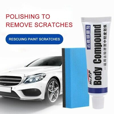 Car Remover Kits Scratch Repair Paint Body Compound Paste Touch Up Clear Remover • 4.99£