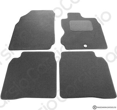 Tailored Car Floor Mats For Nissan Note 2006 To 2012 Black Carpet • 11.26£