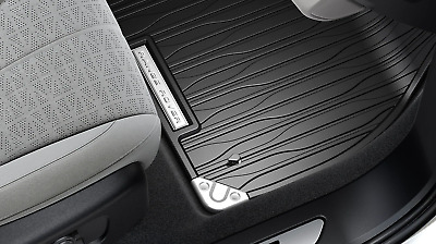 GENUINE New Range Rover Evoque AUTOMATIC 2019MY Onwards - Rubber Mats Set • 115£