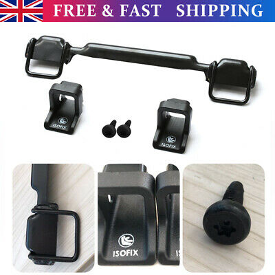 Isofix Child Seat Mounting Kit For FORD Transit Focus Fiesta Fusion Ranger C-MAX • 29.62£