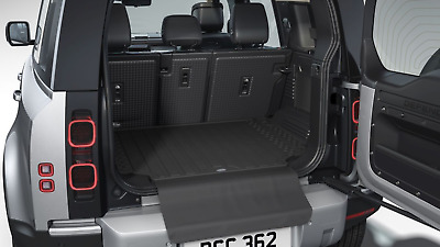Land Rover Defender 110 2020 Rear Load Space Rubber Mat Vples0566 • 152£
