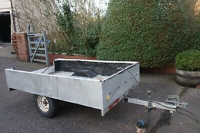 Large Trailer, 2m X 1.2m, Good Used Condition. • 60£
