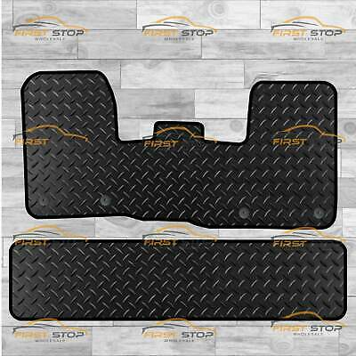 Ford Transit Custom Van 2019-ON Crew Cab 1 Pc Front 3MM Rubber Heavy Duty Mats • 29.99£