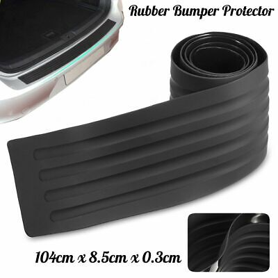 104cm Car Rear Bumper Sill Body Guard Protector Rubber Plate Trim Strip Cover UK • 7.90£