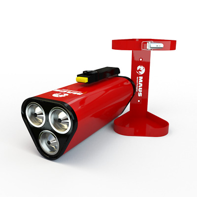 Grande Fire Extinguisher - MOST Powerful - NO Residue • 199.99£