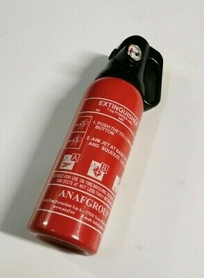 Genuine Land Rover Fire Extinguisher (Mounted Below Front Seat) - LR097680 • 40£