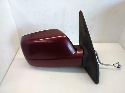 Nissan X Trail T30 Driver Right Door Mirror Powerfold In Red • 59£