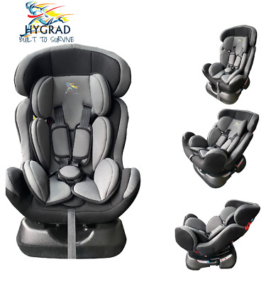 3 In 1 Child Baby Car Seat With Base Group 0-2 Birth TO 5 Yr R44/04 CE Certified • 69.99£