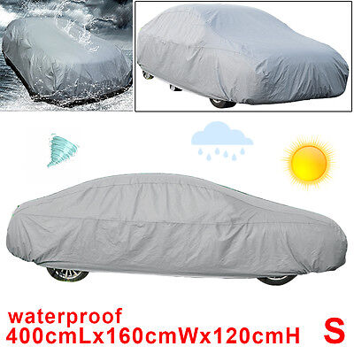 Universal Car Cover UV Protection Breathable Waterproof Small Size S • 10.69£