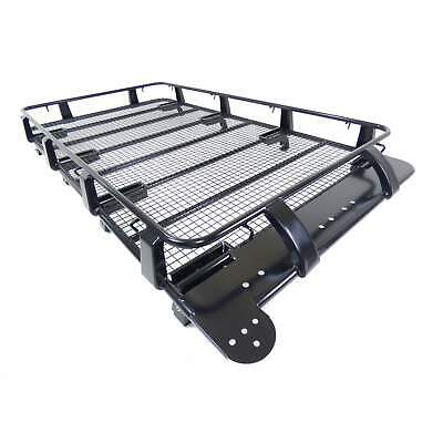 Expedition Steel Full Basket Roof Rack For Land Rover Discovery 1 And 2 • 479.99£