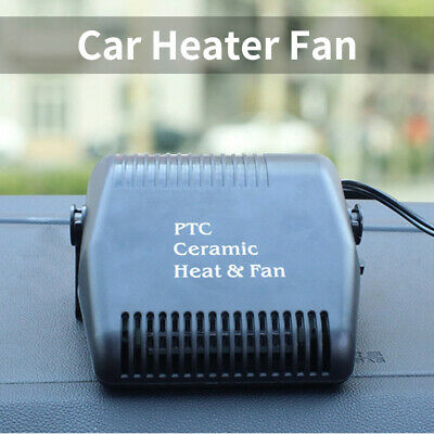 150W /12V Car Auto Heater Fan Demister Portable Defroster Heating Warmer • 9.99£