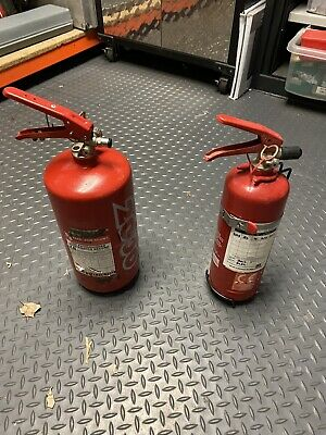 RACE/RALLY Fire Extinguishers With Mounts • 50£