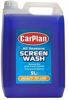 Carplan All Seasons Ready Mixed Screen Wash 5ltr • 9.08£