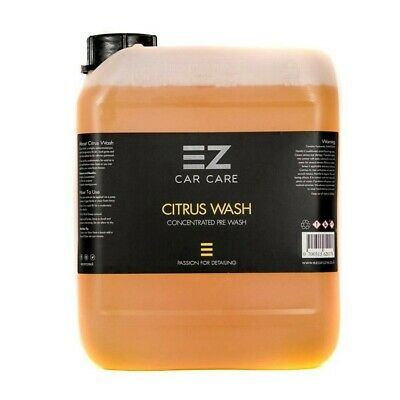 EZ Car Care Concentrated Citrus Pre Wash All Purpose Cleaner RRP £24.99 5661 • 5.50£