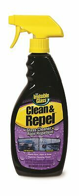 Invisible Glass Cleaner With Rain Repellent Rain Sleet & Snow 650mL • 10.89£