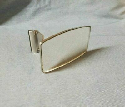 New Austin A30 A35 A40 Stainless Overtaking Mirror • 15£
