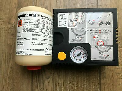 Bramd New BMW Continental ContiMobility Puncture Repair Compressor And Sealant • 34.99£