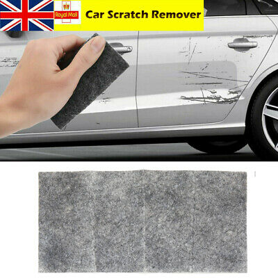 UK Car Scratch Eraser Magic Scratch Repair Remover Polish Nano Cloth Surface • 1.99£