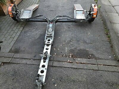 Car Recovery Un-Braked Tow Dolly • 800£