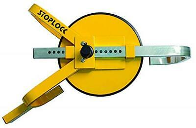 Stoplock Anti-Theft Wheel Clamp For Small Cars Vehicles Trailers Caravans HG  • 40£